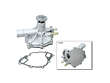 86-90 Ford Bronco II 4W V6 2.9 V6 2.9 GMB Water Pump border=