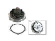 97-05 Buick Century Custom V6 3.1 V6 3.1 Bosch Water Pump border=