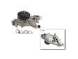 - 00 GMC Sierra 1500 Extd 4WD V8 5.3 Bosch Water Pump border=