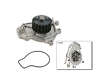 - 95 Acura Integra 1.8 RS 4dr B18B1 Bosch Water Pump border=