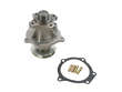 02-06 GMC Env XL SLT 2W L6 4.2 L6 4.2 Bosch Water Pump border=