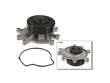 - 02 Dodge Dak SLT Cr 2W V8 4.7 V8 4.7 Gates Water Pump border=