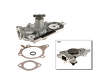 94-96 Mazda MX3 16V DOHC 1.6DOHC NPW Water Pump border=