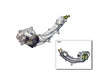 91-95 Acura Legend 3.2 L 2dr C32A1 Japan Water Pump border=