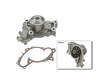 02/03 - 01/06 Lexus RX330 3.3L V6 3MZFE NPW Water Pump border=