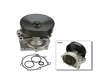 99-01 Saab 9-5 Sdn I4 Base/2.3t B235E Hepu Water Pump border=