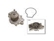 Acura Water Pump - G3000-90698