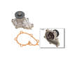 09/98 -  Mercury Villager V6 3.3 V6 3.3 NPW Water Pump border=
