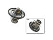 10/00 -  Hyundai Santa Fe 2WD 2.7L V6 G6BA  Thermostat border=