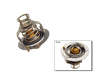 07/91 - 03/94 Nissan Maxima 3.0 DOHC SE VE30DE  Thermostat border=