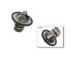 Nippon Thermostat Thermostat for Mitsubishi 3000GT 3.0 Turbo 4WD