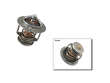 08/86 - 05/91 Toyota Camry I4 Wagon 3SFE Japan Thermostat border=
