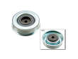 04/90 - 12/99 Mitsubishi 3000GT VR4 Turbo 6G72  Acc. Belt Tension Pulley border=