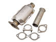 07/83 -  Nissan 300ZX 2-seat Turbo VG30ET Bosal Catalytic Converter border=
