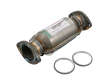 07/88 - 07/90 Nissan Sentra 1.6 2dr/4dr GA16I DEC Catalytic Converter border=