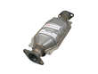 08/89 - 06/94 Nissan Pathfinder 3.0 4WD VG30E DEC Catalytic Converter border=
