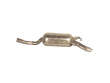 Bosal Muffler for Mercedes Benz 300D  Turbo