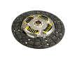 09/04 -  Toyota Tacoma 4WD V6 X-Cab 1GRFE AISIN Clutch Disc border=