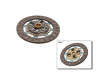 01/79 - 07/80 Toyota PUP 4WD Std/Long Bed 20R AISIN Clutch Disc border=