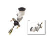 09/89 - 08/93 Toyota Celica ST Coupe 4AFE AISIN Clutch Master Cylinder border=