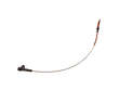 86-87 Mercedes Benz 300SDL 603.961  AT Kickdown Cable border=