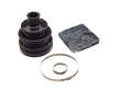 08/87 - 07/89 Toyota Corolla 4Dr Sedan 4AF EMPI CV Boot Kit border=