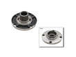 84-88 Audi 5000   Wheel Hub border=