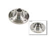 84-88 Audi 5000  Febi Wheel Hub border=