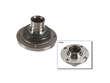 93-94 Audi 90 Q   Wheel Hub border=