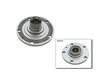 00-00 Audi A4 Quattro Turbo ATW-1.8  Wheel Hub border=