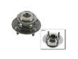 08/90 - 10/94 Nissan Sentra XE GXE GA16DE  Wheel Hub Assembly border=