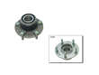 93-97 Mazda 626 MX6 2.0  Wheel Hub Assembly border=