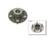 07/91 - 03/94 Nissan Maxima 3.0 SOHC GXE VG30E  Wheel Hub Assembly border=