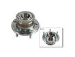 04 -  Mazda MPV 3.0 V6 3.0 NTN Wheel Hub Assembly border=