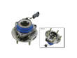 98 -  Cadillac Seville SLS V8 4.6 V8 4.6 Timken Wheel Hub Assembly border=