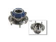 92 - 93 Cadillac Deville V8 4.9 V8 4.9 GMB Wheel Hub Assembly border=