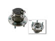 04-09 Mazda 3 2.3L 4Dr Sedan MZR Timken Wheel Hub Assembly border=