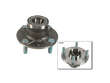 90-93 Mazda Miata 1.6DOHC NTN Wheel Hub Assembly border=