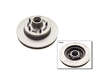 72 -  GMC G25 Vandura  Brembo Brake Rotors border=
