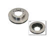92 -  Chevrolet K35 P/up Ext V8 5.7 V8 5.7 PBR Brake Rotors border=
