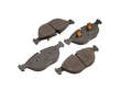 04-06 Mercedes Benz E 500 Wagon 4-Matic 113.969 Pagid Brake Pads border=