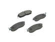 07/99 - 06/01 Infiniti I30 3.0 Touring VQ30DE PBR Brake Pads border=