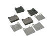 86-91 Mercedes Benz 560SEC 117.968 PBR Brake Pads border=