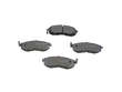 07/99 - 06/01 Infiniti I30 3.0 Touring VQ30DE Akebono Brake Pads border=