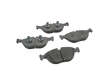 04-06 Mercedes Benz E 500 Wagon 4-Matic 113.969  Brake Pads border=