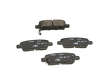 11/04 -  Infiniti G35 3.5 Coupe VQ35DE ATE Premium One Ceramic Brake Pads border=