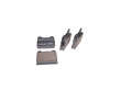86-91 Mercedes Benz 560SEC 117.968 Pagid Brake Pads border=