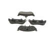 98-03 Mercedes Benz ML320 112.942 NPN Brake Pads border=