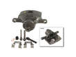 91-02 Saturn SL1 L4 1.9 SOHC L4 1.9 Cardone Brake Caliper border=