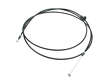 94-97 Honda Accord 2.2 LX 4dr F22B2 Japan Hood Release Cable border=